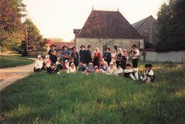 18 St Saint Germain Du Puy Troupiau De Saint Michel De Volangis Vielleux Vielle Accordeon Bignou CPM - Sonstige Gemeinden