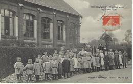 FRANCE - TRES RARE - MERCK-SAINT-Liévin - Ecole Des Filles - - Francia
