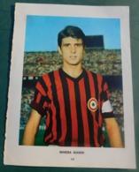 Rivera Gianni  (Milan ) E Altafini Josè  (Napoli) - Calcio -14,6 X 19,8 - Trading Cards
