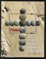 PL 2010 MI BL 193 ** - Unused Stamps