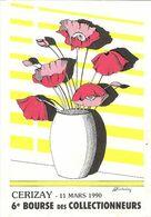 CERIZAY 6ème Bourse Des Collectionneurs Carte Numérotée 31 - Cerizay