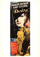 Marlène Dietrich Gary Cooper - Acteurs