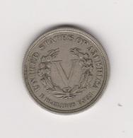 5 CENTS 1883 PHILADELPHIE - 1883-1913: Liberty