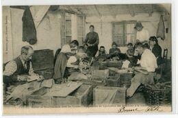 Atelier De Bouchonnerie Dans Les Landes Fabrication Bouchons - Ohne Zuordnung