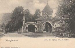 Chaudfontaine ,  Entrée  Du Chateau De La Rochette , ( Nels , Série 96  ,N° 27  ) - Chaudfontaine