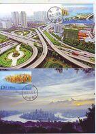 2007-15 CHINA Development Of Chongqing LOCAL MC - 1949 - ... République Populaire