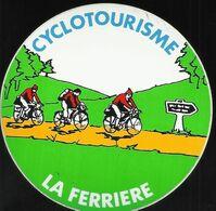 Autocollant - Cyclotourisme La Ferriere - Aufkleber