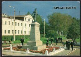 Russie - Carte Postale - Arjkangel - Monument To Peter The Great - Circa 1960 - Non Circulé - A1RR2 - Russia