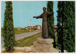 CARAVAGGIO   MONUMENTO  A  S. FRANCESCO    (NUOVA) - Other Cities