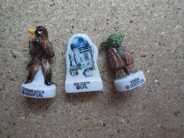 FEVE STAR WARS R2-D2 YODA CHEWBACCA - Disney