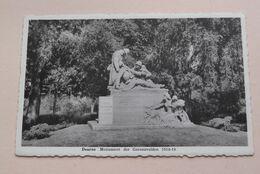 DEURNE Monument Der GESNEUVELDEN 1914-18 ( Uitgave Prévot ) Anno 19?? ! - Antwerpen