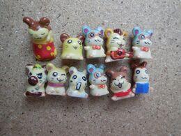 FEVE MANGA HAMTARO (hamsters) - Dessins Animés