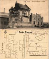 Duffel FONDERIES DE NICKEL DE LA NETHE Feldpost-AK 1918   1. Weltkrieg Feldpost - Ohne Zuordnung