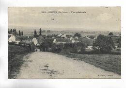 70 - EHUNS ( Hte-Saône ) - Vue Générale - Andere Gemeenten
