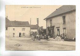 70 - LA COTE Par LURE ( Haute-Saône ) - Boulangerie. Carte Animée - Andere Gemeenten