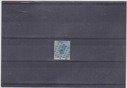 Belgie Nr 18 Puntstempel 68 Baudour - 1865-1866 Perfil Izquierdo