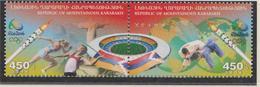 Karabakh 2016 Rio De Janeiro Olympic Games Pair MNH/** (H28) - Summer 2016: Rio De Janeiro