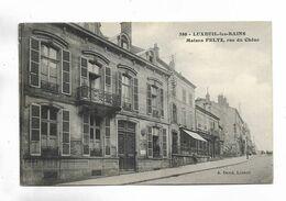 70 - LUXEUIL-les-BAINS - Maison FELTZ, Rue Du Chêne - Luxeuil Les Bains