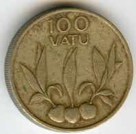Vanuatu 100 Vatu 1988 KM 9 - Vanuatu