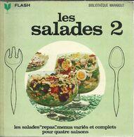 LES SALASES 2 -  MARABOUT FLASH N° 267 - 1968 - Gastronomie