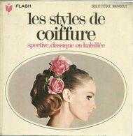 LES STYLES DE COIFFURE -  MARABOUT FLASH N° 290 - 1969 - Fashion
