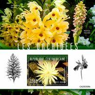 Central Africa 2020 Orchids S202007 - Zentralafrik. Republik