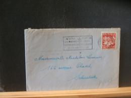 91/033  LETTRE BELGE EXPRES  1949  FLAMME - 1948 Export