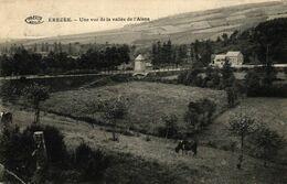 P675 EREZEE : Vallei Van De Aisne - Erezée