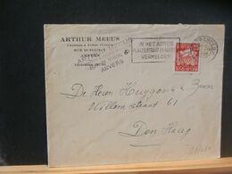 91/038  LETTRE  BELGE ENTETE - 1948 Export