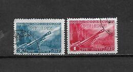 URSS - 1948 - N. 1267/68 USATI (CATALOGO UNIFICATO) - Gebruikt