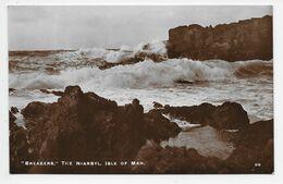 "I.O.M. - ""Breakers"", The Niarbyl - Sands 819 - Isola Di Man (dell'uomo)"
