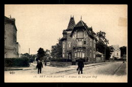 94 - BRY-SUR-MARNE - AVENUE SERGENT HOFF - Bry Sur Marne