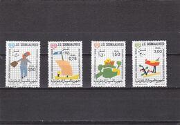 Somalia Nº 235 Al 238 - Somalia (1960-...)