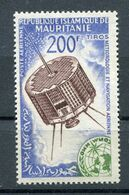 Mauritania (1963) - Giornata Mondiale Della Meteorologia ** - Climate & Meteorology