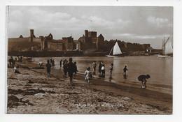 I.O.M. - Peel Castle From The Shore - Sands 11 - Isola Di Man (dell'uomo)