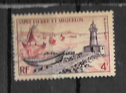 1957 - N° 356 - St.Pierre & Miquelon