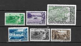 URSS - 1949 - N. 1378/83* (CATALOGO UNIFICATO) - 1923-1991 UdSSR