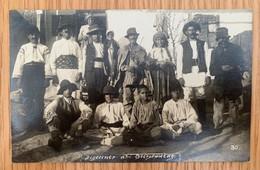 Romania 646 Ramnicu Sarat Rimnicu Sarat 1916 Zigeuner Romani Roma People - Rumania