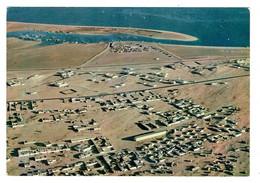 MAURITANIE PORT ETIENNE Vue Aérienne Plan Peu Courant - Mauritania