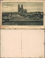 Ansichtskarte Magdeburg Elbe, Dom 1929 - Sin Clasificación