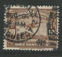 EQUATEUR  1929 POSTE AERIENNE  /  N° 20  - Oblitere / Voir Detail Annonce - Ecuador