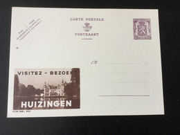Publibel Neuf N°833A : Huizingen - Interi Postali