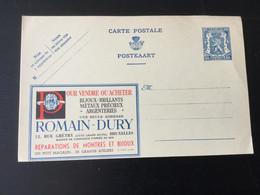 Publibel Neuf N°521 : Romain-Dury - Interi Postali