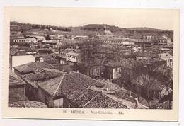 Médéa , Vue Générale - Medea