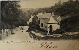 Huy // Chemin De La Sarte - 2e Chapelle 1903 - Huy