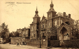 P717 OTTIGNIES : Gemeentehuis - Ottignies-Louvain-la-Neuve