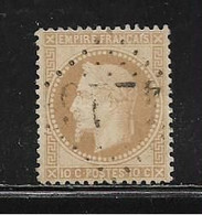 FRANCE  ( FR0 - 90 )  1862  N° YVERT ET TELLIER  N° 21 - 1862 Napoleon III