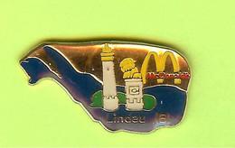 Pin's Mac Do McDonald's Lindau - 7C05 - McDonald's