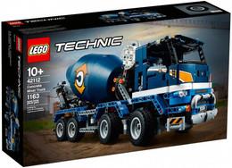 Lego Technic - LE CAMION BETONNIERE Concrete Mixer Truck Réf. 42112 NBO Neuf - Lego Technic