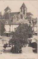 41 St Saint Aignan Sur Cher Rue Et église -s38 - Saint Aignan